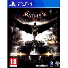 Игра Batman Arkham Knight (PS4)