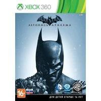 Игра Batman Летопись Аркхема (Xbox 360) б/у (rus sub)