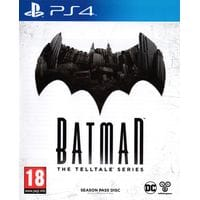 Игра Batman the Telltale Series (PS4) б\у