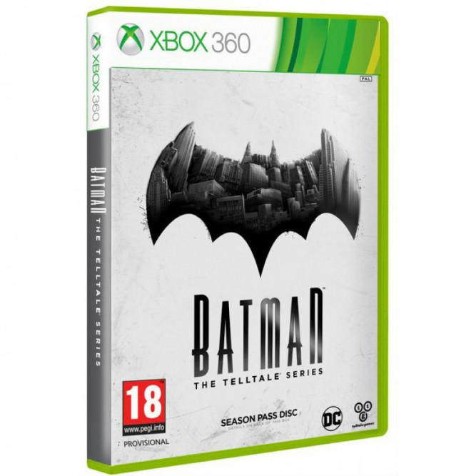 Игра Batman: The Telltale Series (Xbox 360) (eng) б/у