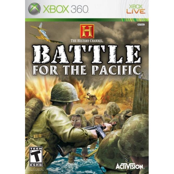 Игра Battle for the Pacific (Xbox 360) б/у