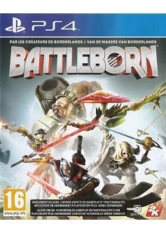 Игра Battleborn (PS4) б/у (rus sub)