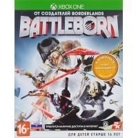 Игра Battleborn (Xbox One) б/у (rus sub)
