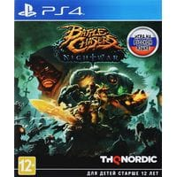 Игра Battle Chasers: Nightwar (PS4)