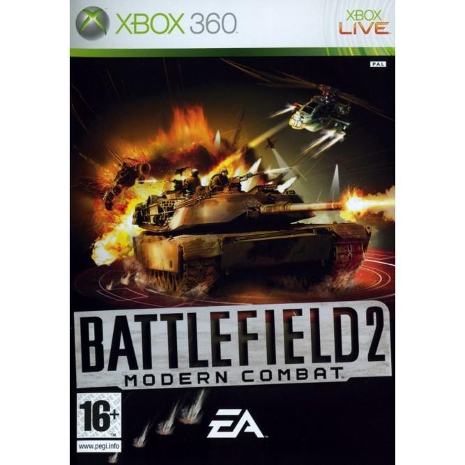 Игра Battlefield 2: Modern Combat (Xbox 360) б/у (rus)