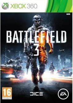 Игра Battlefield 3 (Xbox 360) (rus) б/у