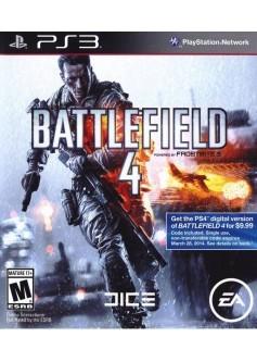 Игра Battlefield 4 (PS3) (б/у)