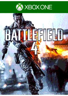 Игра Battlefield 4 (Xbox One)