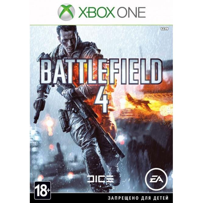 Игра Battlefield 4 (Xbox One) б/у