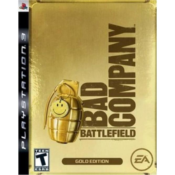 Игра Battlefield: Bad Company. Gold Edition (PS3) б/у
