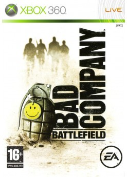Игра Battlefield: Bad Company (Xbox 360) б/у