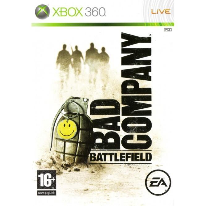 Игра Battlefield: Bad Company (Xbox 360) б/у