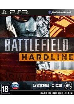 Игра Battlefield: Hardline (PS3) б/у