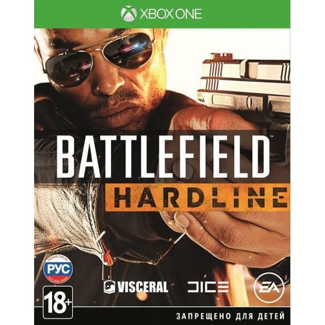 Игра Battlefield: Hardline (Xbox One) (rus)