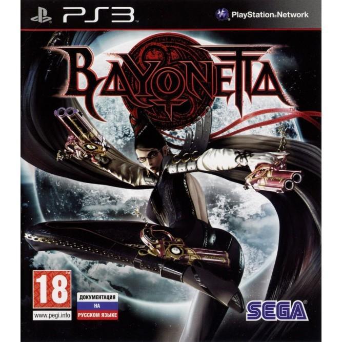 Игра Bayonetta (PS3) б/у