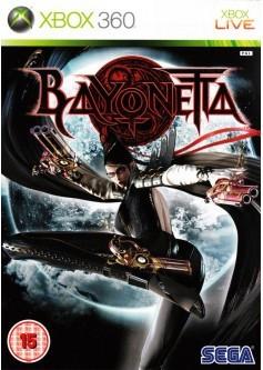 Игра Bayonetta (Xbox 360) б/у