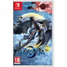 Игра Bayonetta + Bayonetta 2 (Nintendo Switch)