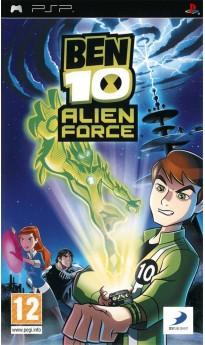 Игра Ben 10: Alien Force (PSP)