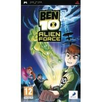 Игра Ben 10: Alien Force (PSP) б/у