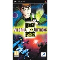 Игра Ben 10 Alien Force: Vilgax Attacks (PSP) б/у (eng)
