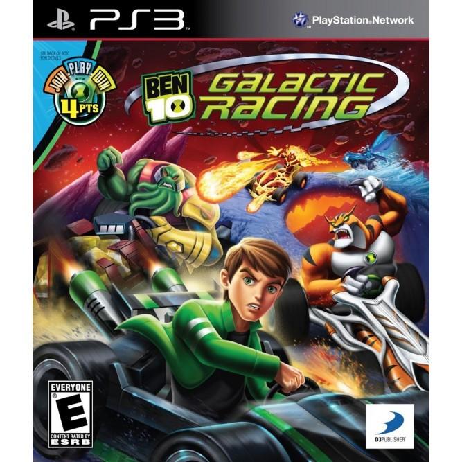 Игра Ben 10: Galactic Racing (PS3) б/у