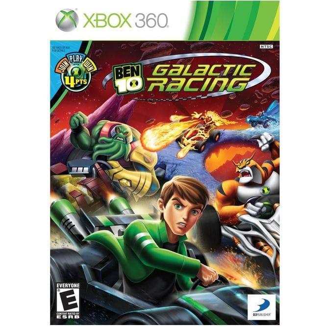 Игра Ben 10: Galactic Racing (Xbox 360) б/у