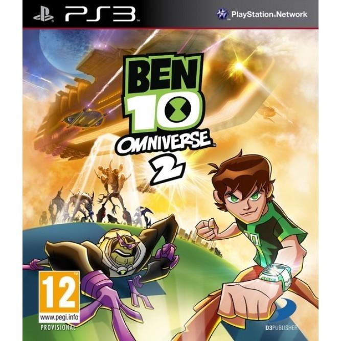 Игра Ben 10: Omniverse 2 (PS3) б/у (rus)