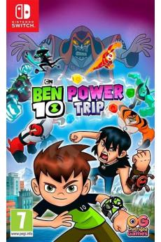 Игра Ben 10: Мощное приключение (Nintendo Switch) (rus sub)