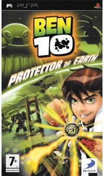 Игра Ben 10: Protector of Earth (PSP) (б/у)