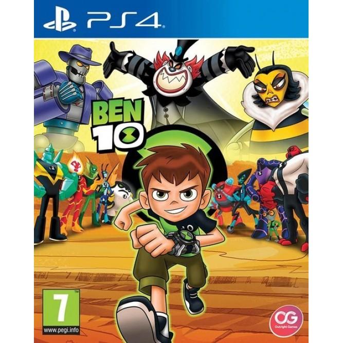 Игра Ben 10 (PS4) (eng)
