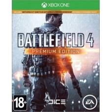 Игра Battlefield 4: Premium Edition (Xbox One) (rus)