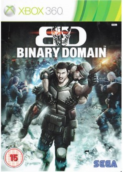 Игра Binary Domain (Xbox 360) (eng) б/у