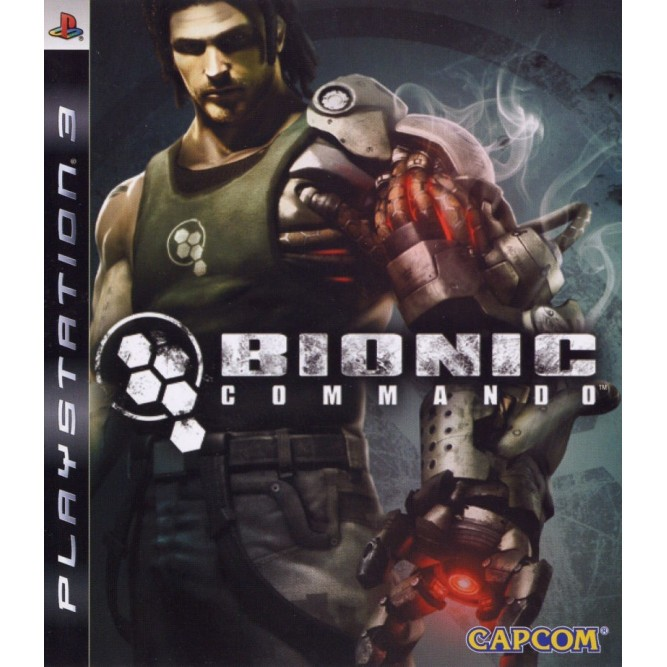 Игра Bionic Commando (PS3) б/у