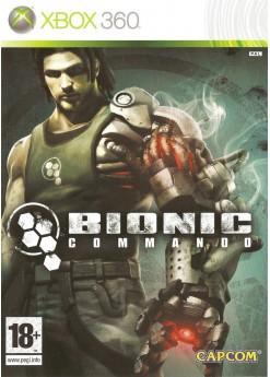 Игра Bionic Commando (Xbox 360) б/у