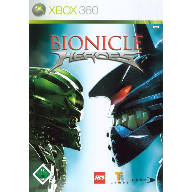 Игра Bionicle Heroes (Xbox 360) б/у