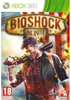 Игра Bioshock Infinite (Xbox 360) б/у