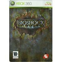 Игра Bioshock. Steelbook Edition (Xbox 360) б/у