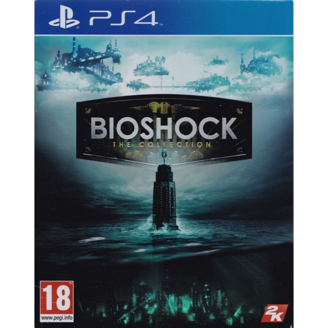 Игра BioShock: The Collection (PS4) (eng)
