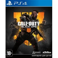 Игра Call of Duty: Black Ops 4 (PS4) (rus)