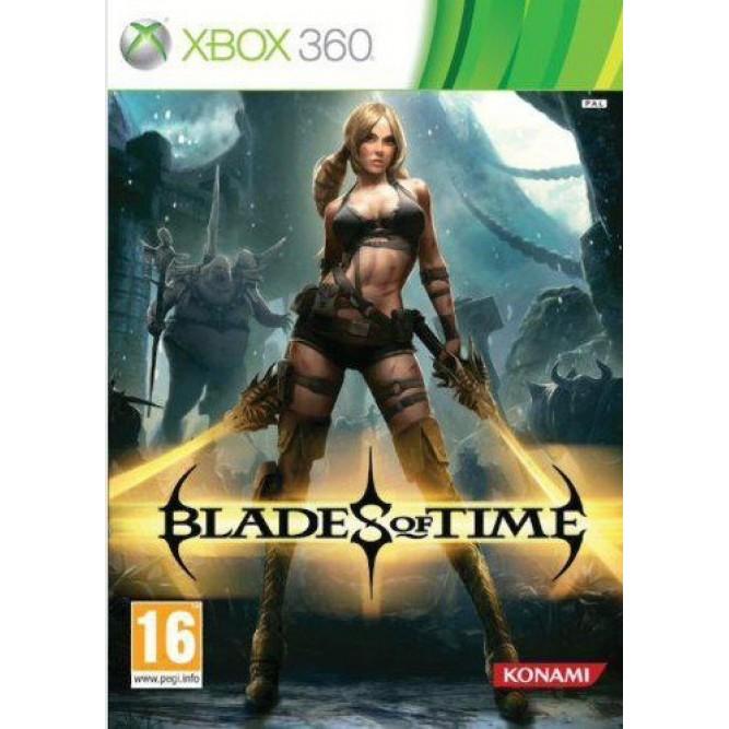 Игра Blades of Time (Xbox 360) (rus)