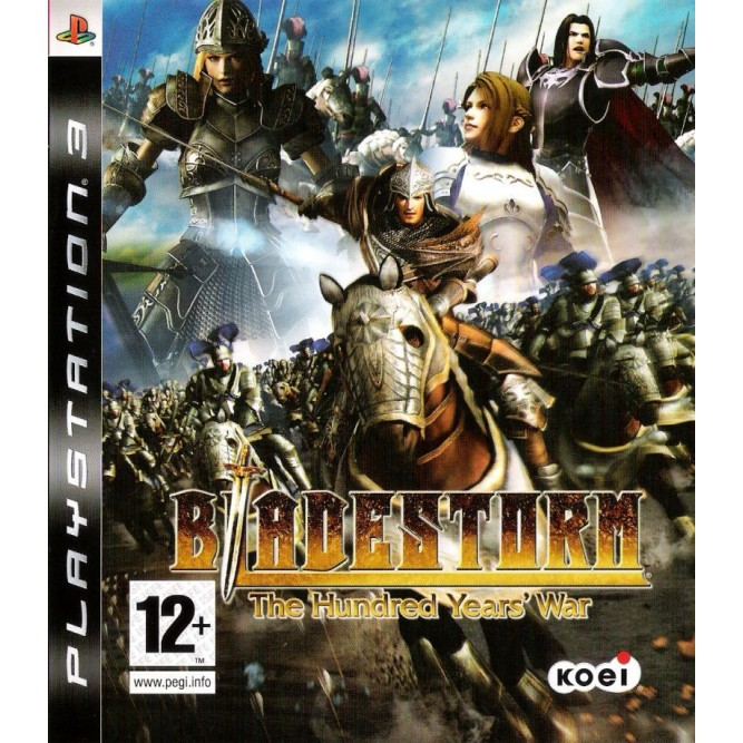 Игра Bladestorm: The Hundred Years' War (PS3) б/у