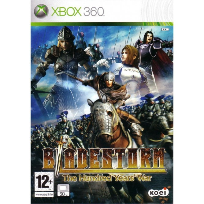 Игра Bladestorm: The Hundred Years' War (Xbox 360) б/у