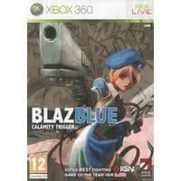 Игра BlazBlue: Calamity Trigger (Xbox 360) б/у (eng)