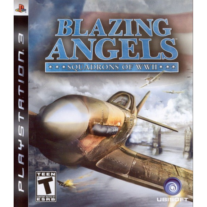 Игра Blazing Angels: Squadrons of WWII (PS3) б/у (eng)