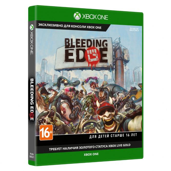 Игра Bleeding Edge (Xbox One) (rus) б/у