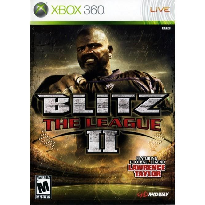 Игра Blitz: The League II (Xbox 360) б/у