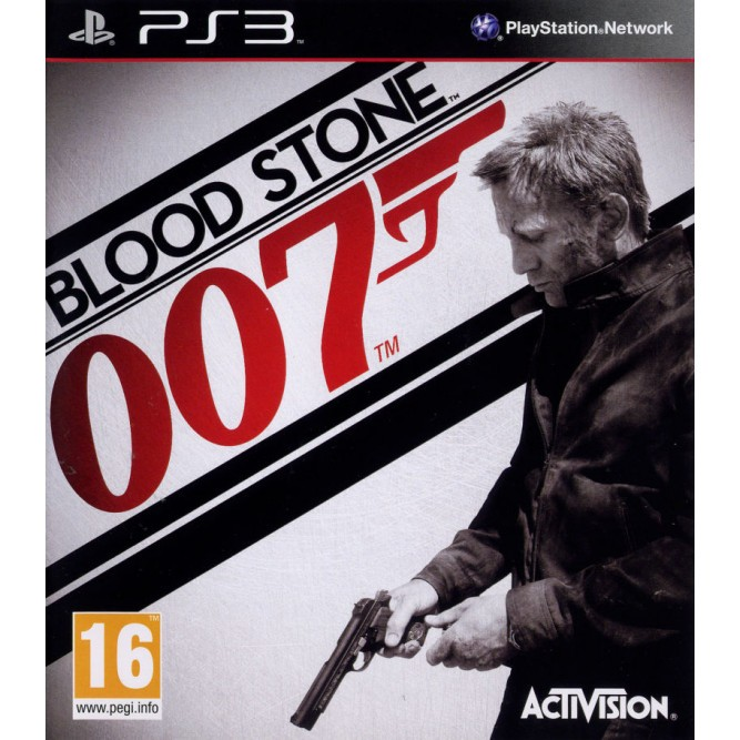 Игра 007: Blood Stone (PS3) б/у (eng)