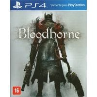 Игра Bloodborne (PS4) б/у
