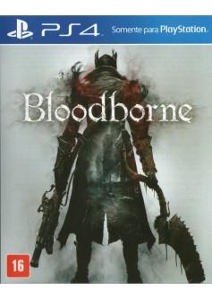 Игра Bloodborne: Порождение крови (PS4)