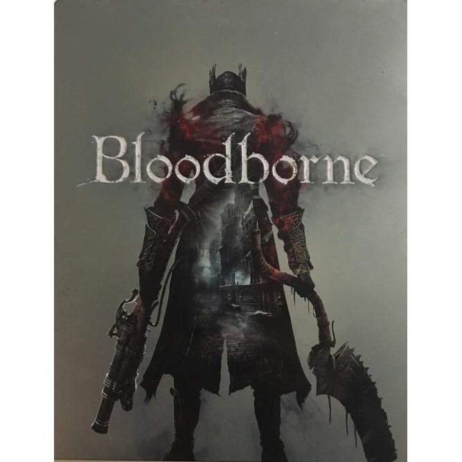 Игра Bloodborne (стилбук) (PS4) б/у